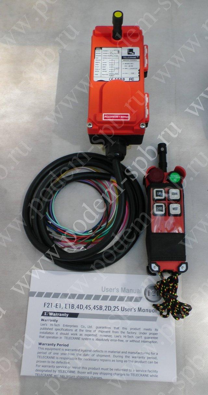 TELECRANE F21-4D