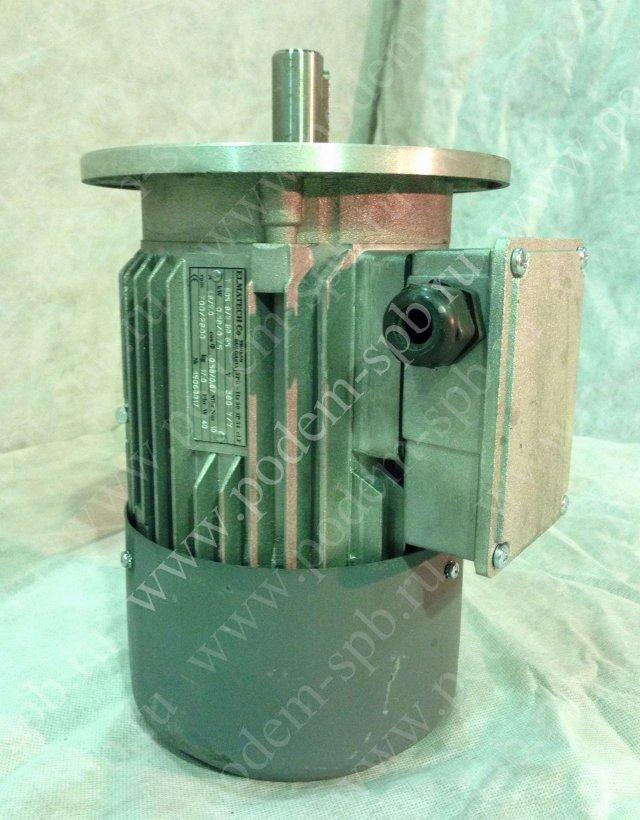 Двигатель Т90-S8/2BRB5 (0.18/0.75 кВт)