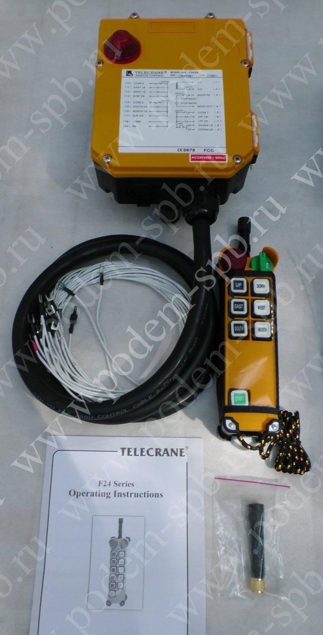 TELECRANE F24-6D