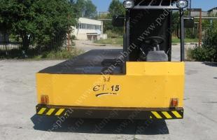 Электрокара марки ЕТ - 15