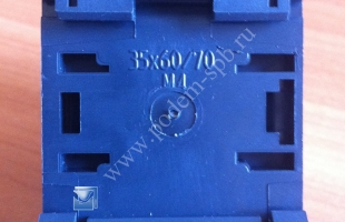 Контактор марки LC1 D25 (25 А/42 В)
