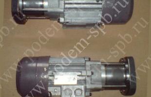 Мотор-редуктор КТ-63B2 BRII
