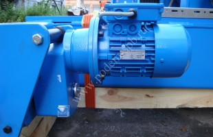 Мотор-редуктор марки ТР1250