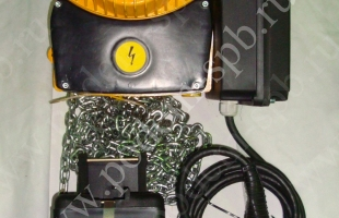 Таль (тельфер) электрическая цепная