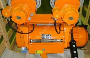 Таль электрическая канатная монорельсовая во взрывозащищенном исполнении г/п 10.0 т., в/п 6.0 м.