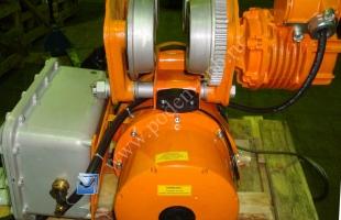 Таль электрическая канатная монорельсовая во взрывозащищенном исполнении г/п 1.0 т., в/п 6.0 м.