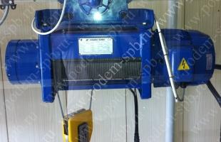 Таль электрическая СТ (Складова Техника)