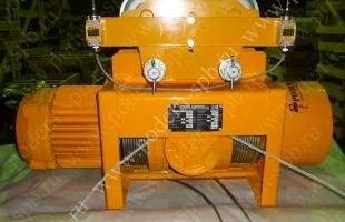 Таль электрическая канатная монорельсовая г/п 2.0 т., в/п 4.0 м.