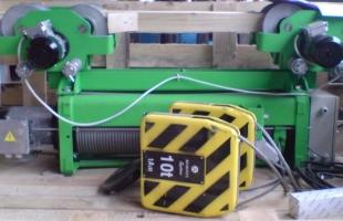 Таль электрическая канатная тип RSM