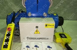 Электротельферы, тельферы (Болгария)