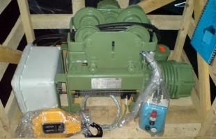 Таль электрическая канатная тип VHVAT