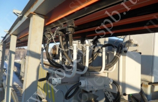 Токоподвод троллейный закрытого типа