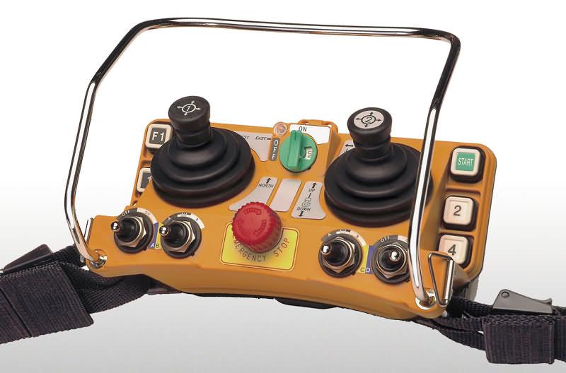 Радиоуправление TELECRANE F24-60