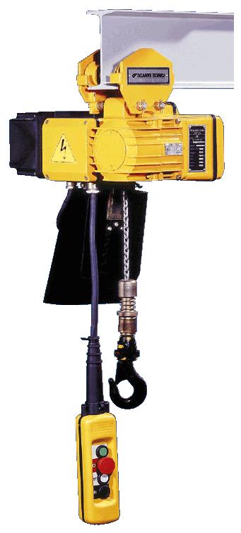 Таль цепная электрическая тип «EB»